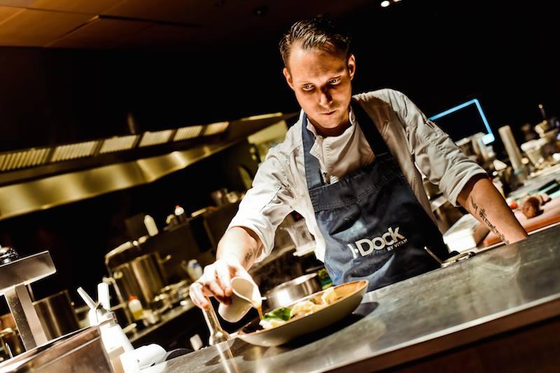 I-Dock chef