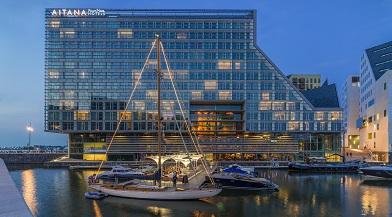 I-Dock gebouw