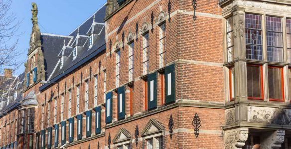 Bedrijfscatering bij Provincie Groningen